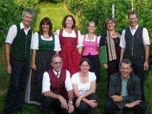 1. zertifizierten Wein-Erlebenis-BegleiterInnen von Österreich