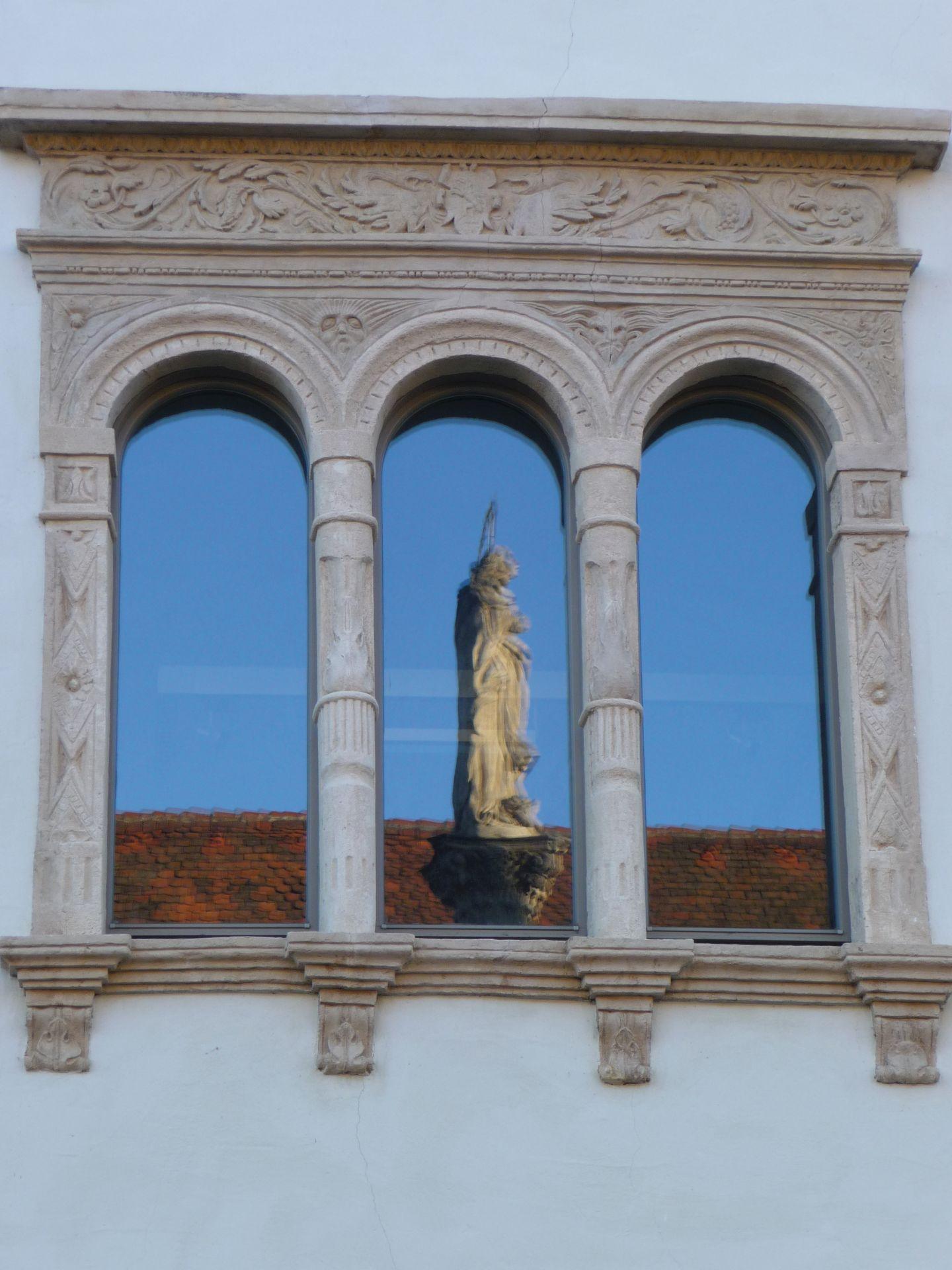 Fenster Bad Radkersburg : Ein Tag für Heimatinteressierte & Feinschmecker organisiert, …