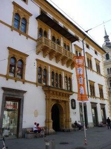 Landhaus Graz - Spiegelbild der Macht der evangelischen Stände