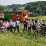 Die Partner und Partnerinnen des in Österreich einzigartigen Tagesausflugs mit der Bahn!