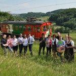 Organisiert, gemütlich und interessant - eine Steirische Landpartie nach Trautmannsdorf