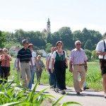 Gemütliche Spaziergänge bei der Steirischen Landpartie!