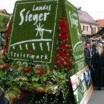 Steirische Landessieger finden Sie in Klöch jedes Jahr.