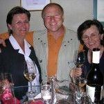 Weinverkostung beim Weingut Platzer mit Harry Prünster