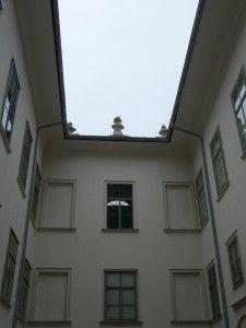 Innenhof Palais Herberstein
