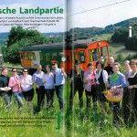 3. Startseite zum Bericht Steirische Landpartie