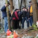 Wanderung durch den Märchenwald bei Schloss Kornberg