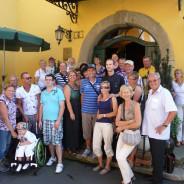 25. August: Steirische Landpartie trotzt den hohen Temperaturen